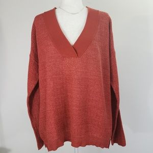 Sonoma Hooded Pullover Sweater, Size XL